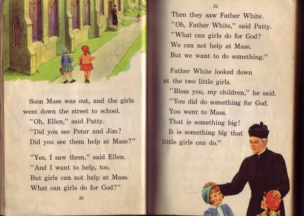 1940s grade school reader